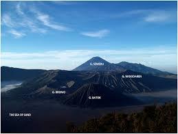 Sejarah dan Asal Usul Gunung Bromo